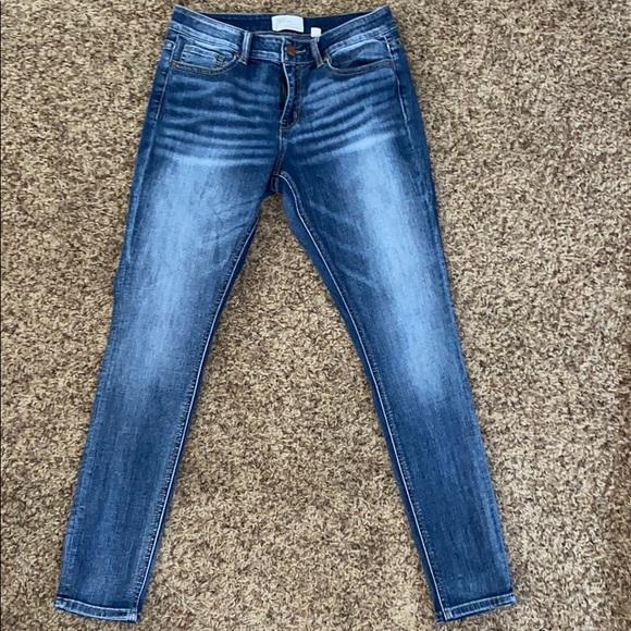 BKE gabby skinny jeans